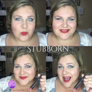 Stubborn: Cherry Red